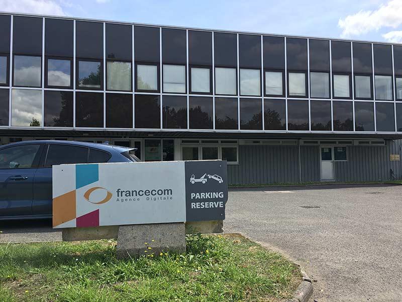 agence web francecom