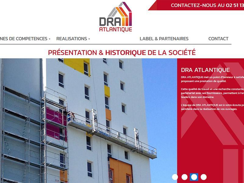 Site Internet DRA atlantique