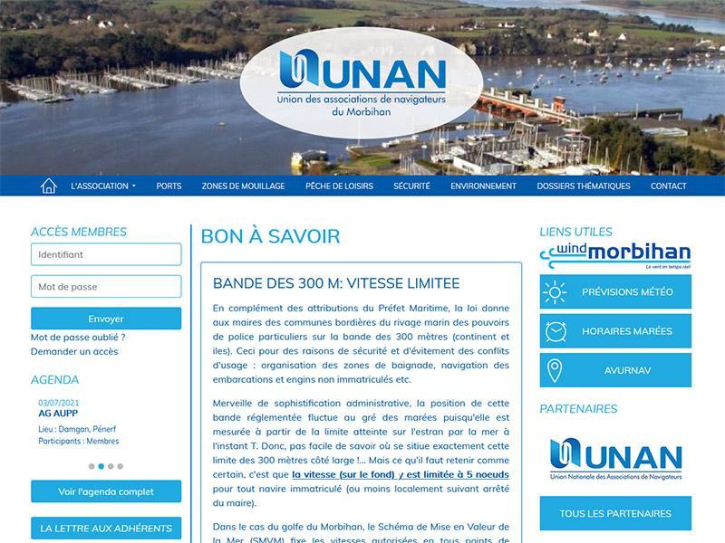Site Inetrnet UNAN 56